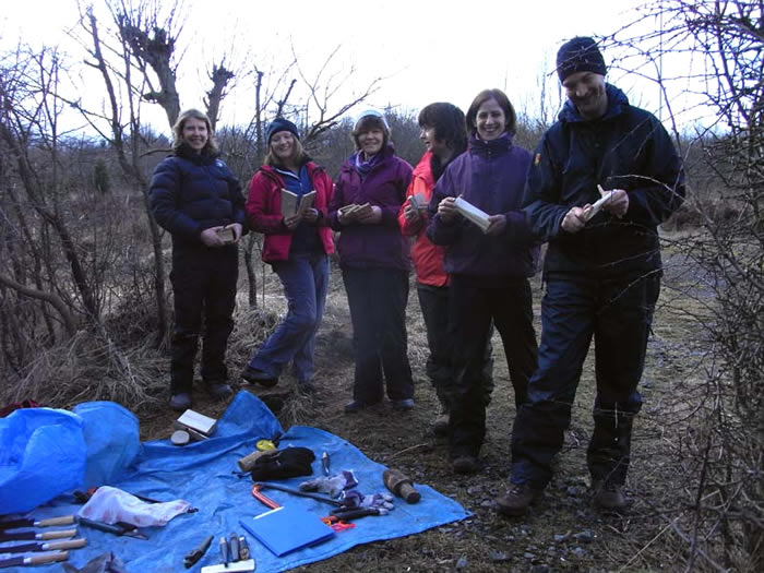 Teachers from Forest School