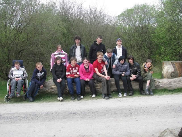 Group from Mowbray School