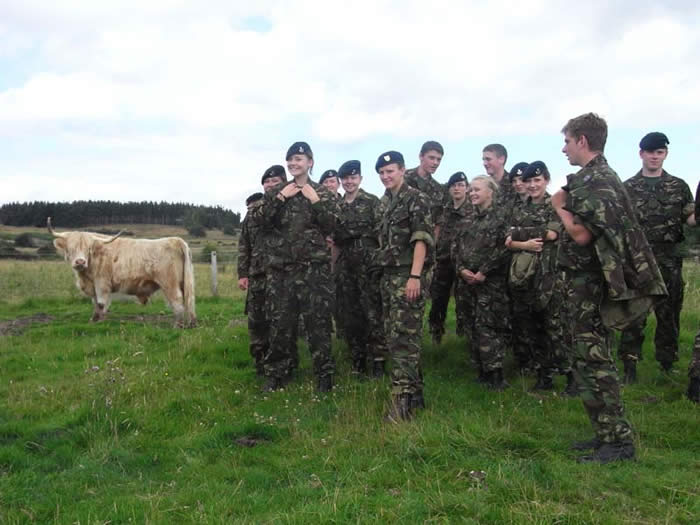 Gloucestshire Army Cadet Force