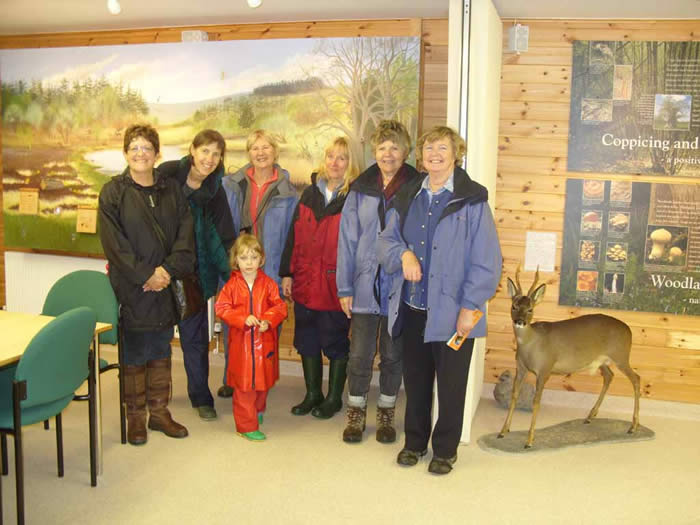 Wensleydale Ladies' Walking Group