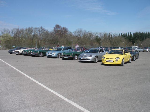 Harrogate MG club