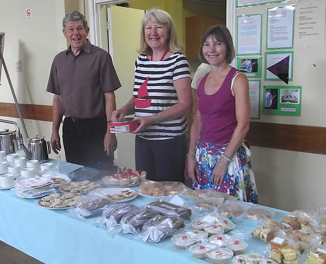 Coffee morning at Bedale