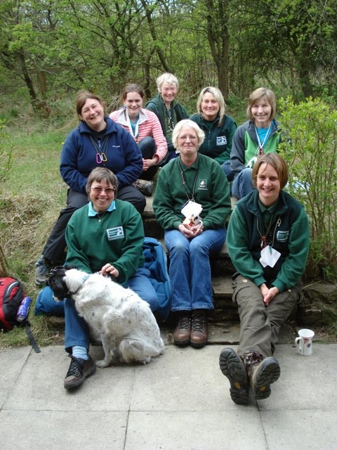 Bird ringing group