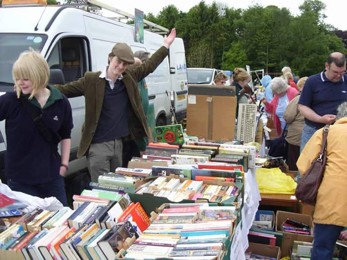 Bedale car boot sale