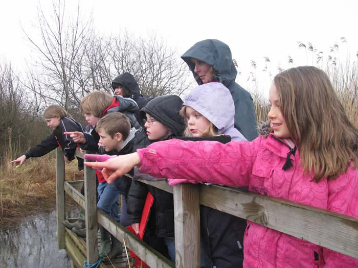 Leeming and Londonderry County Primary School pupils