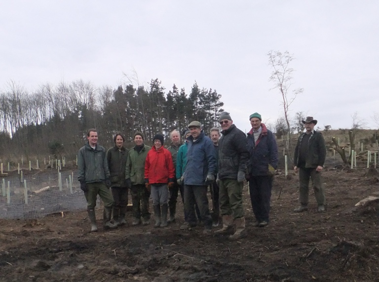 Tree Planters!