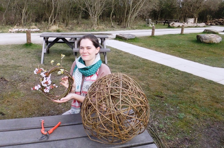 Easter Willow Weaving