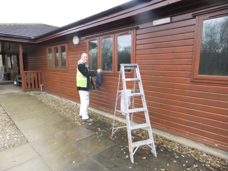 Painting the Field Centre