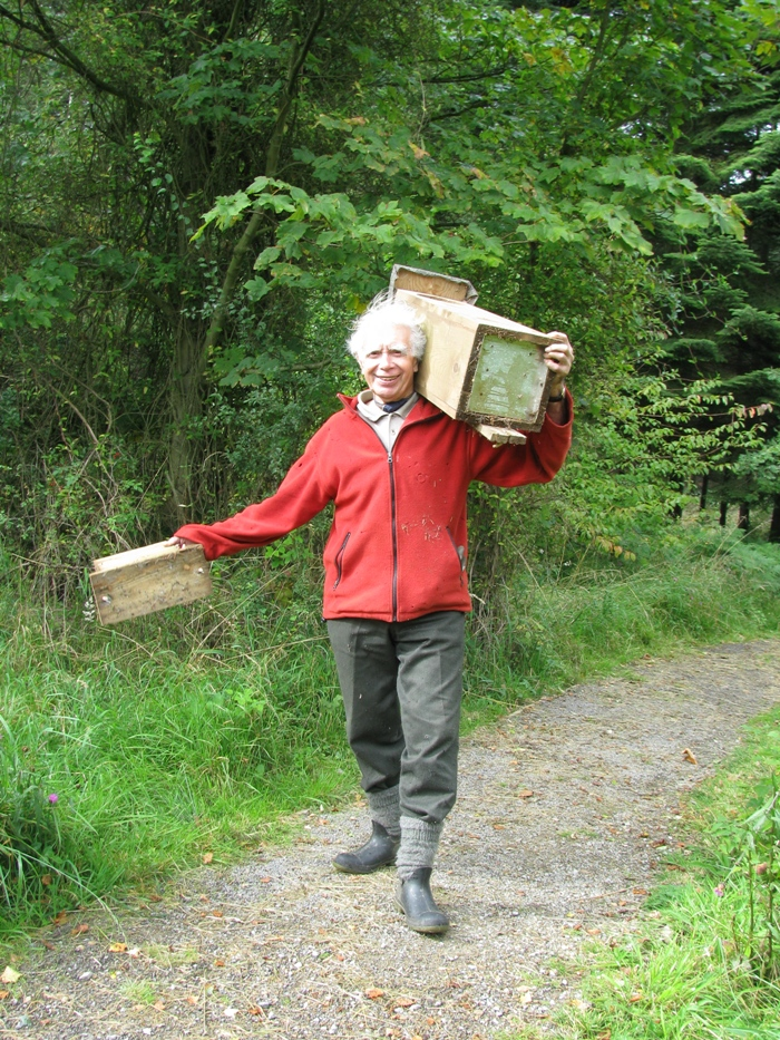Moving Bird Boxes